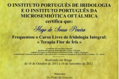 HUGO PEREIRA - IRIDOLOGIA